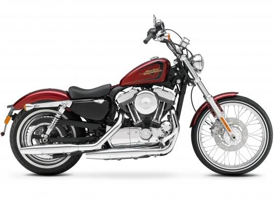 купить Harley-Davidson в России