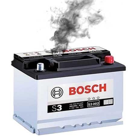 Почему при зарядке аккумулятора не кипит электролит