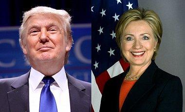 Кто станет президентом США: Хиллари Клинтон или Дональд Трамп? Ваш прогноз?