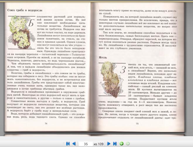 рассказ ягель зеленые страницы 1 стр