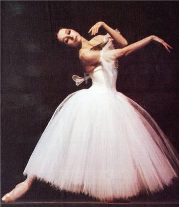 Как называются платья у балерин