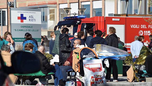 Землетрясение в Италии 30 октября 2016. Фото, видео с места событий?