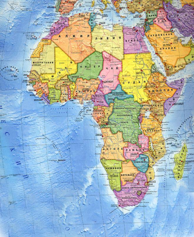 Чем Отделяется Европа От Африки