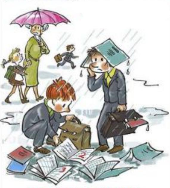 Голявкин Тетрадки под дождем. Краткое содержание в чит. дневник-что писать?