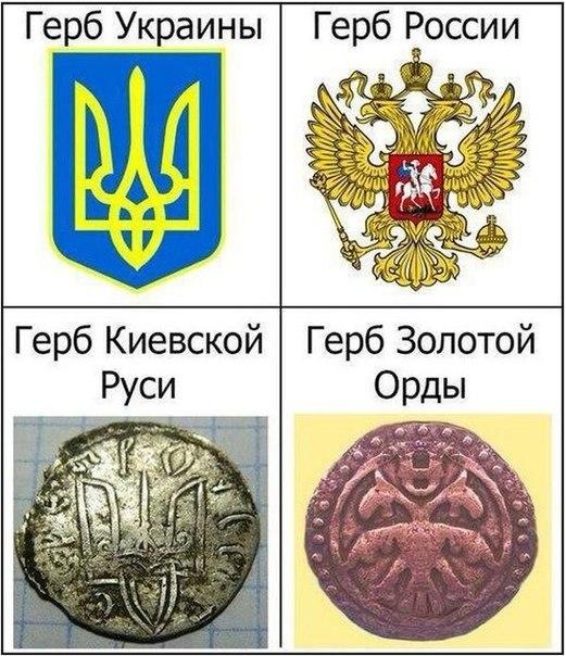 родство россии и золотой орды