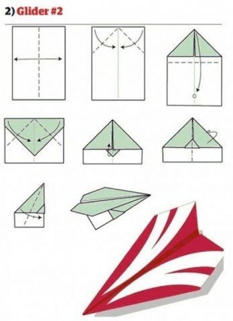 Вот инструкция -из бумаги -