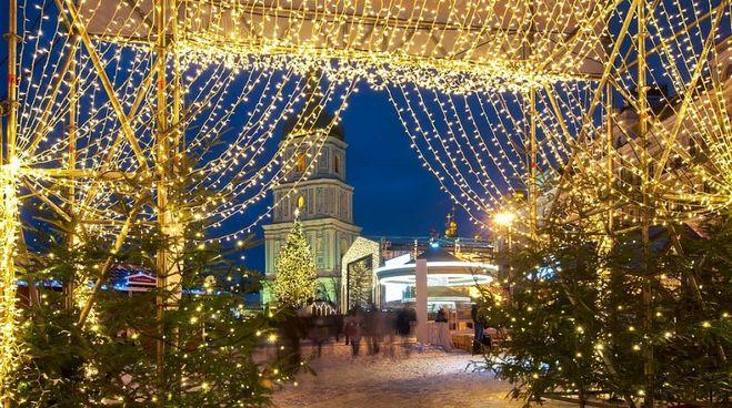 Где будет главная елка страны в Киеве на Новый год 2016/2017?