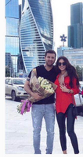 Егор Крид (22), который совсем недавно получил тарелку МУЗ-ТВ –...