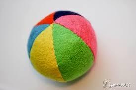 как сшить мяч