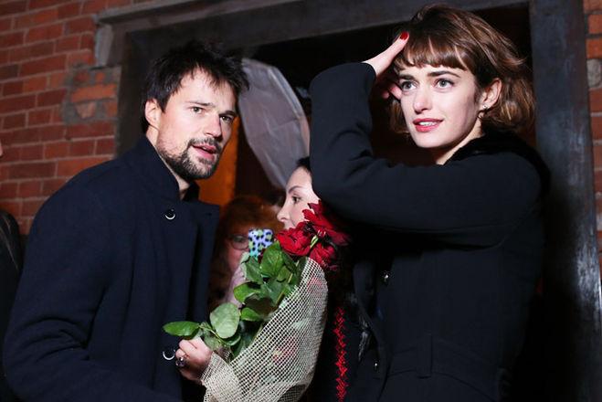 данила козловский и его семья фото