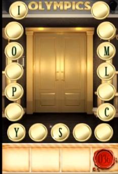 100 дверей 11 уровень как пройти на айфоне