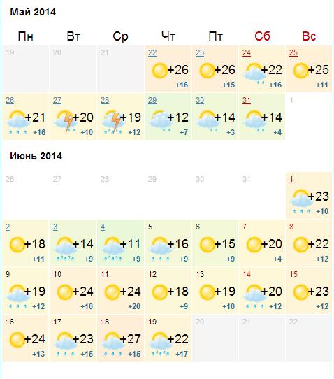 какая погода в белоруссии в майе 2016 г хлопковая