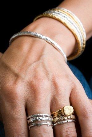 Можно ли носить золото и серебро вместе ?