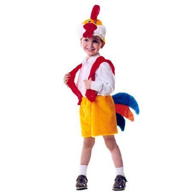 Как сделать костюм петуха для мальчика
