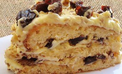 торт александрийский рецепт с фото