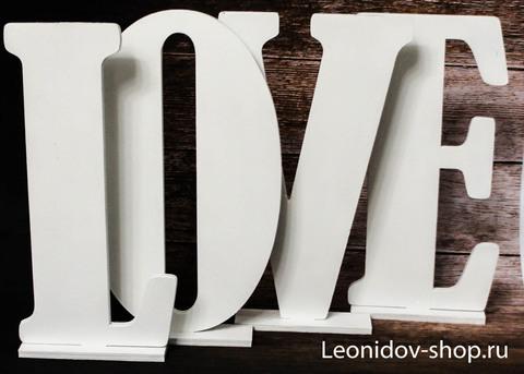 Надпись love из фанеры своими руками