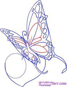 как нарисовать сердечко, как нарисовать валентинку, 14 февраля