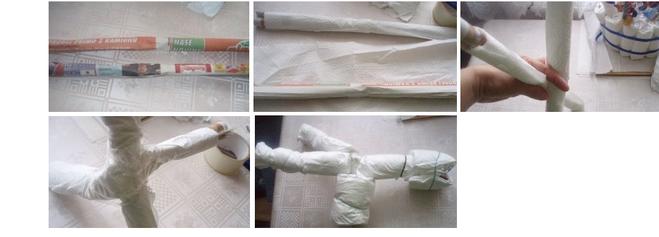Как сделать аиста из памперсов своими руками пошагово фото 681