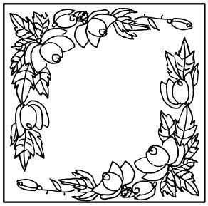 Как нарисовать платок поэтапно 3 класс