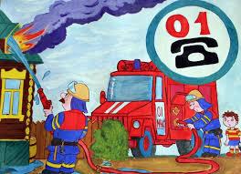 Как нарисовать пожарного своими руками, Как рисовать пожарных поэтапно