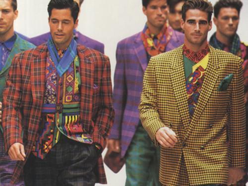 Как менялась мужская мода с 80-х годов 20 века до наших дней?