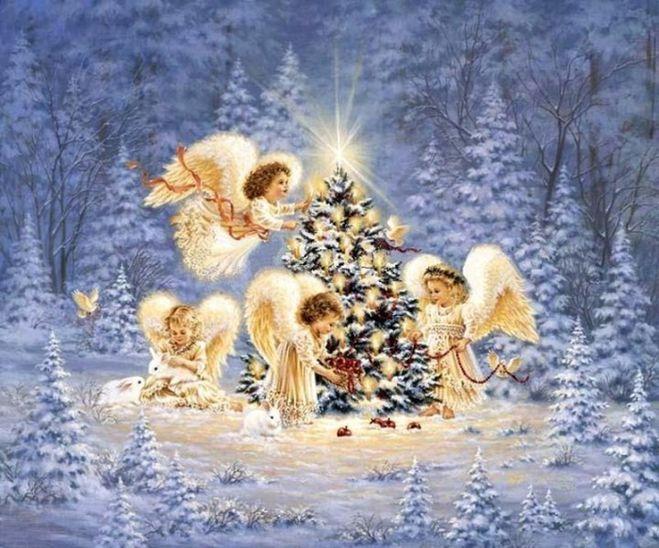Сказка; Новогодняя сказка; Исполнение желаний