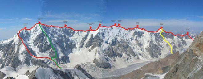 Траверс в альпинизме