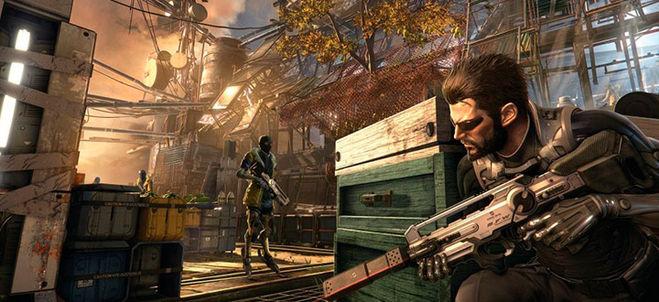 Deus Ex Mankind Divided: Проблемы со звуком плохой звук нет звука