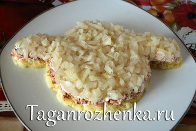 Тесто для заливного пирога на сметане и майонезе рецепт с
