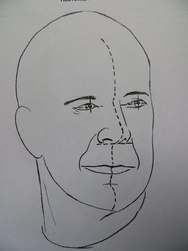 Как сделать растушевку на портрете 949