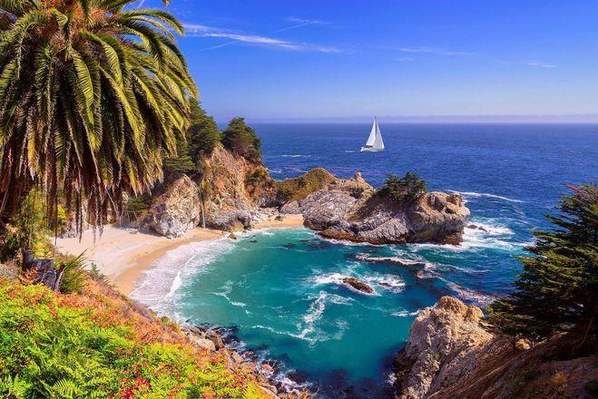 фоторассказ о красоте моря