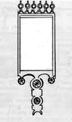 рисунок прялки