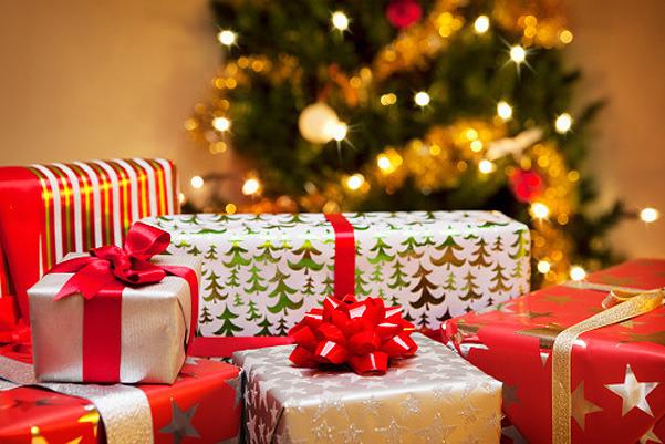 подарки на новый год женщине
