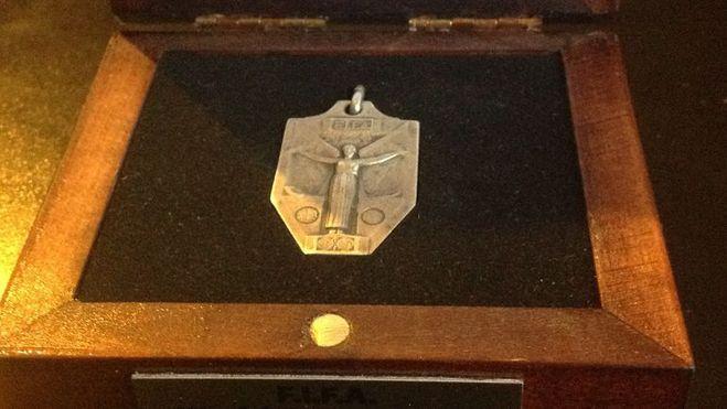 Та самая бронзовая медаль 1966 года
