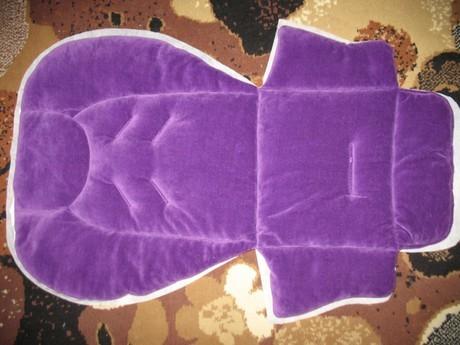 Как сшить сидение на стульчик для кормления фото 734