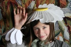Большая шляпа своими руками фото 263