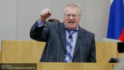 Жириновский; Улюкаев; Задержание; Министр экономики