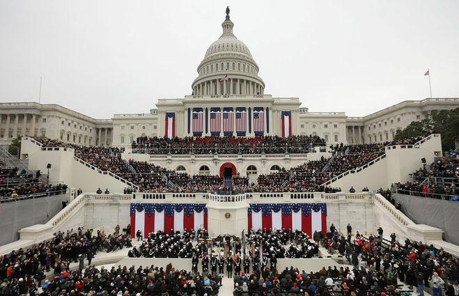 Когда, где, в какое время состоится инаугурация 45 президента США?
