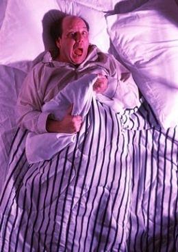 сомнифобия - боязнь ложиться спать