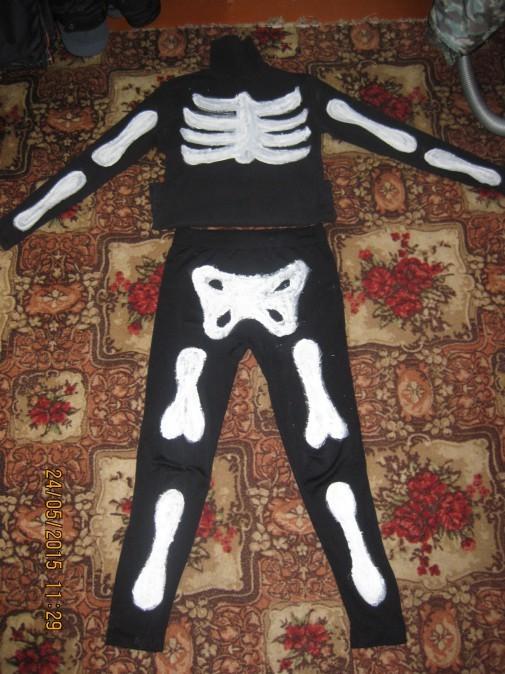 Как сделать костюм кощей бессмертный