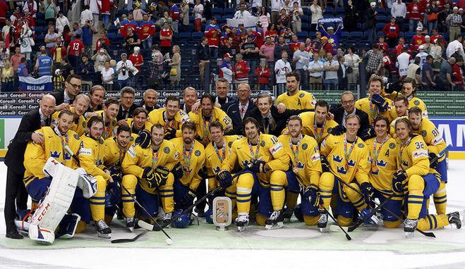 состав сборной швеции по хоккею на чм 2015 аффилированности корпоративной