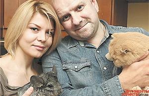 григорий сиятвинда с женой и детьми фото