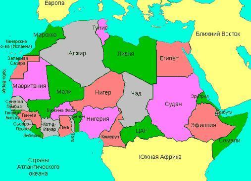 Страна аджахар где находится