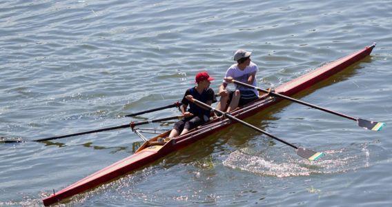 Академическая гребля лодки купить