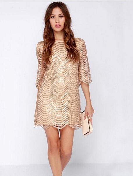 Золотое платье сшить