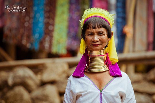 женщина жираф.