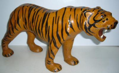 Сделать своими рукам тигра 5