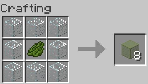 Как сделать стекло майнкрафт