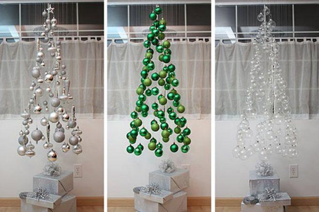 Как своими руками сделать новогодние украшения из бумаги