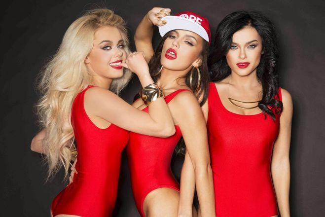 Самая сексуальная група в росии